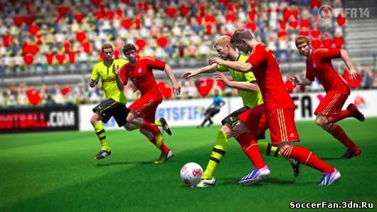 FIFA 14 PC скачать торрент или купить игру