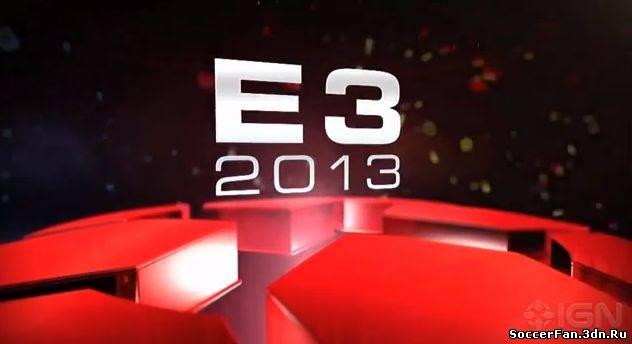 FIFA 14 видео представление с E3