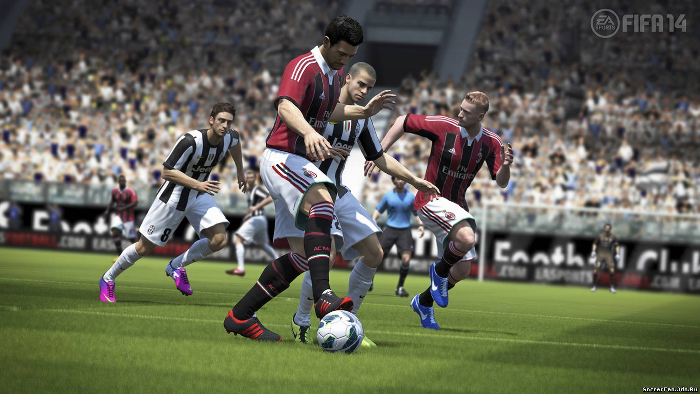 Fifa 14 demo - за две недели до полной версии