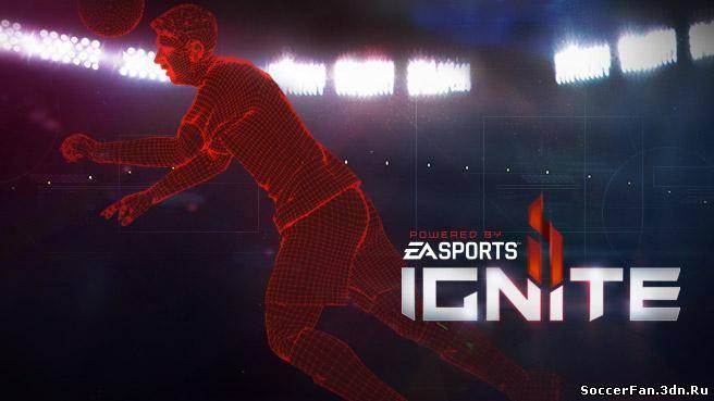 FIFA 14 с движком Ignite