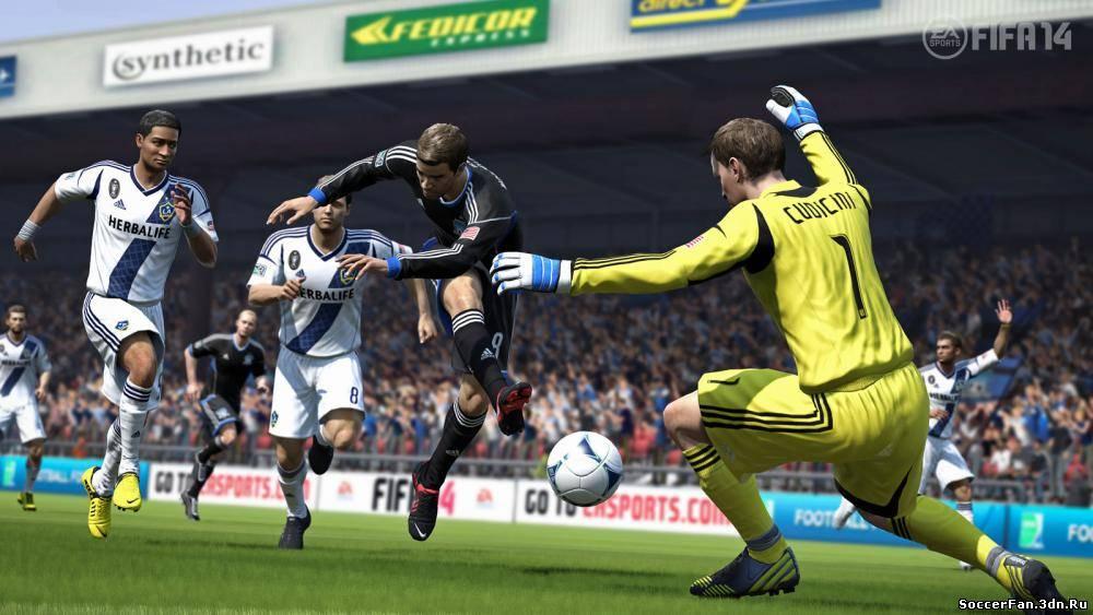 Нововведения FIFA 14